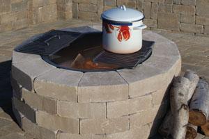 Olde English Round Firepit
