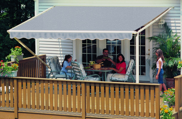 Sunsetter XT Manual Awning - Granville Stone & Hearth