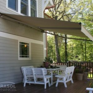 Durasol Retractable Deck Awnings