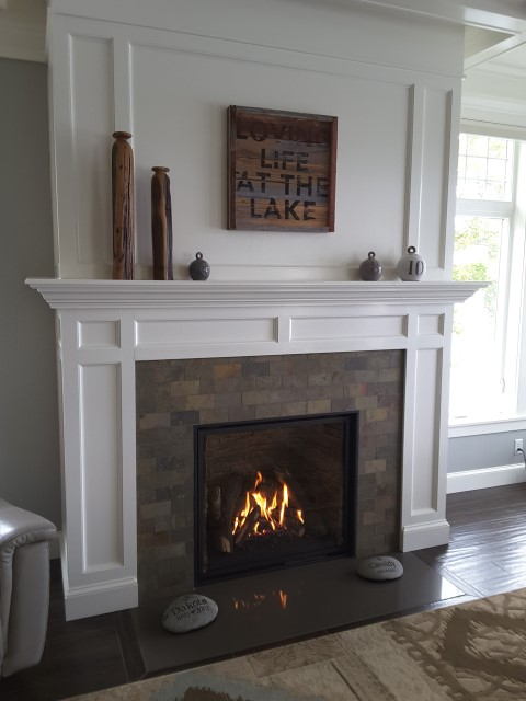 Regency L965E Gas Fireplace