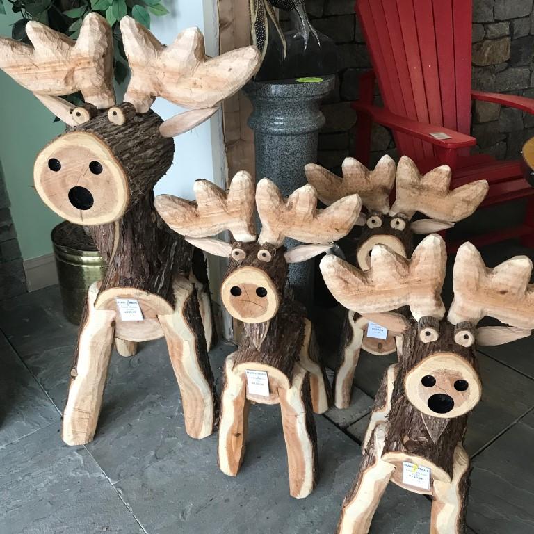 Cedar Moose