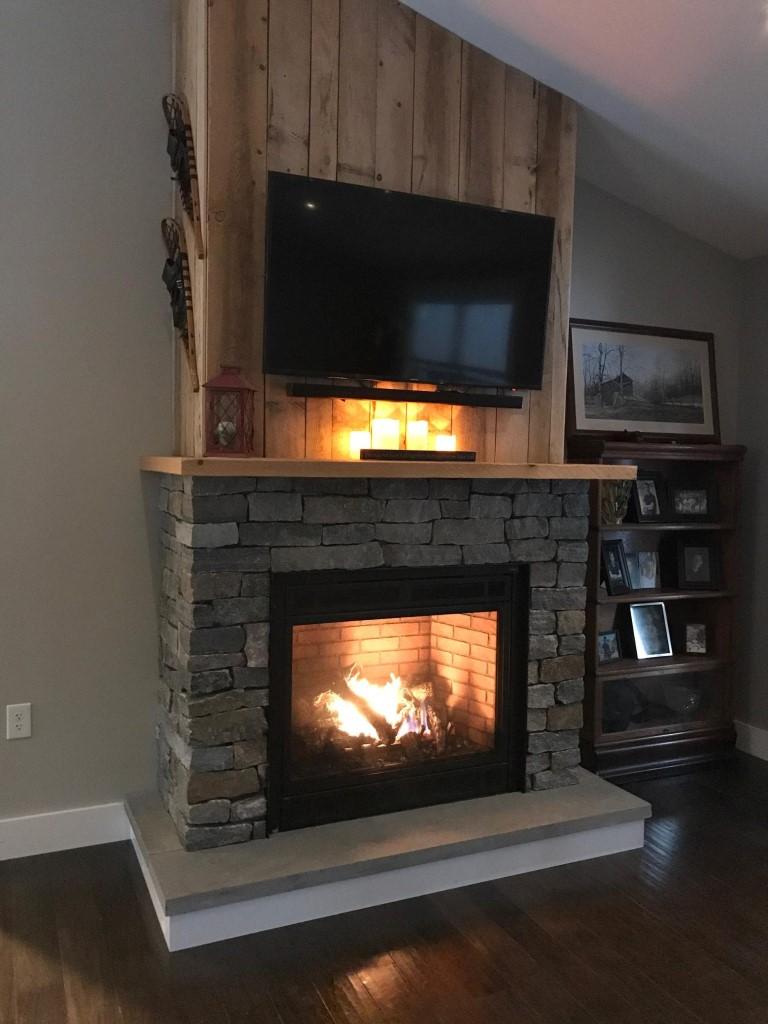 Adirondack Granite Thin Ledgestone