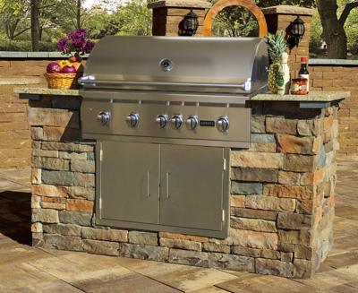 bbq island kits for sale grillkits stoneveneer1b granville amp hearth 700